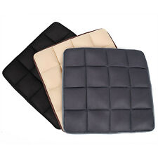 Grey 3 Colors Eco Bamboo Charcoal Breathable Seat Cushion anti-slip Mat Gift