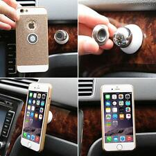 Universal 360° Car Mount Sticky Magnetic Stand Holder For Smart Phone iPhone SY