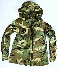 ORC INDUSTRIES USGI WET WEATHER BDU WOODLAND IMPROVED RAIN JACKET