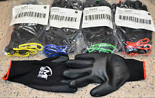 6 Pairs Miracle grip gloves w/Touch Technology Ultimate Frisbee Gloves Gorilla