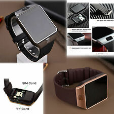 Touch Screen Bluetooth Smart Watch Phone Mate For Samsung Galaxy S5 S6 S7 J1 J7