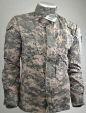 NEW ARMY FR FLAME RESISITANT USGI ACU UNIFORM SHIRT FRACU