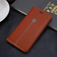 Luxury Magnetic Leather Cover Stand Flip Wallet Card Case For iphone 5s SE