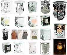 Glass / Ceramic / Metal Tea Light Candle Holder Oil Burner Yankee Tart Wax Melt