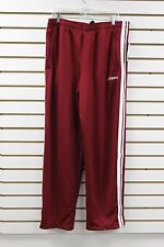 Women's Asics Warm-Up Hurdle Pant Cardinal/White Brand New With Tags YB81126