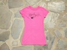 Summer SALE Liquid Force Ladies SMOOTH KNIT short sleeve T Shirt, pink. 38094