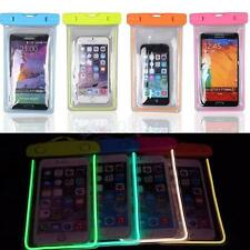 Waterproof Bag Case Cover Swimming Beach Pouch Pack For iPhone Mobile Cell Phone