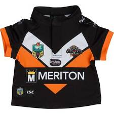 Wests Tigers 2015 NRL Toddlers ISC Home Jersey Sizes 0-4! BNWT's!