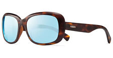 REVO Paxton Sunglasses - Serlium Polarized Revo Lens - Made In Italy + Hard Case