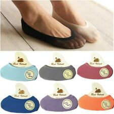 1-10 Pairs Summer Invisible No Show Nonslip Low Cut Stretch Sheer Boat Socks