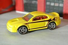Hot Wheels '99 Ford Mustang - Yellow - Loose - 1:64