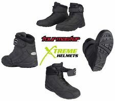 Tourmaster Response WP 2.0 Motorcycle Casual Boots Waterproof Breathable