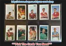 ☆ Dickson Orde Footballers 1960 (VG) ***Pick The Cards You Need***