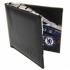 Chelsea FC Embossed Leather Wallet Panoramic 801 Football Soccer EPL