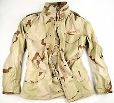 ECWCS USGI Field Jacket Army Military DCU Desert M65