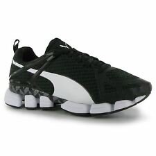 Puma Power Shoes Trainers Womens Black/White Sneakers