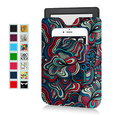 Leather 6-Inch Pouch Case Cover for Amazon Kindle 7th Gen, Paperwhite, Voyage