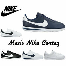 MENS NIKE CORTEZ BASIC LEATHER (STYLE: 819719) ASST. COLORS & SIZES *NEW IN BOX*