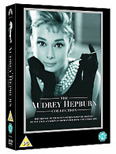 The Ultimate Audrey Hepburn Collection: Breakfast At Tiffany's + 4 more classics