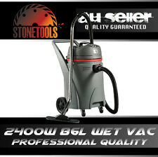 2400W Wet & Dry Vacuum - 86L Commercial grade 1 Year Warranty