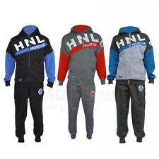 Mens tracksuit sweat gym suit Top Bottom Fleece Hooded Full hoodie jogging suits