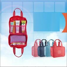 Cosmetic Make Up Hand Bag Case Storage Pouch Organizer Toiletry Wash Travel Zip