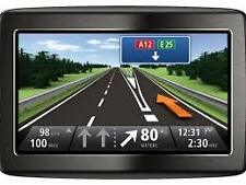 SatNav TomTom Via 120 -Via 160 MYDRIVE UK & Western Europe Maps 4GB sdhc #A116