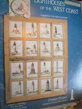 Tidewater Lighthouses Cross Stitch Booklet Your Choice