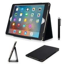 Folio Magnetic PU Leather Smart Cover Stand Case For Apple iPad Air 1/2+Free Pen