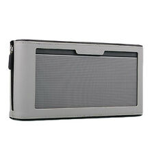 Pouch PU Leather Case Cover Box Bag for BOSE SoundLink III 3 Bluetooth Speaker