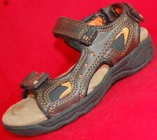NEW Boy's Youth's SONOMA OAK Brown/Orange Athletic Sport Casual Sandals Shoes