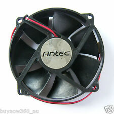 1 PCS Antec 90mm Round PC Computer CPU Fan 3 Pin 4 Pin Cooling Deep Silent Quiet