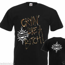 NEW Tee t-shirt  GODSMACK CRYIN' LIKE A BITCH SIZE-S,M,L,XL,XXL,3XL,4XL,5X