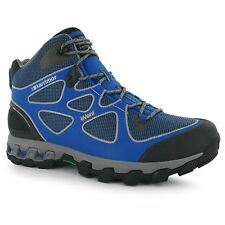 Karrimor Gents Mens Ksb Cougar Walking Hiking Boots Sport Laced Shoes Waterproof