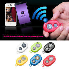 Wireless Self-timer Bluetooth Remote Control Camera Shutter for iPhone Android