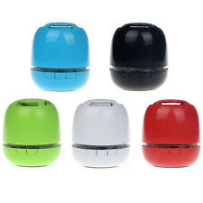 Portable Wireless Stereo Super Bass Card NFC Bluetooth Speaker for Tablet Phone