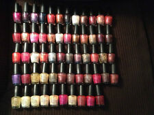 New OPI & Nicole by OPI~ nail polishes ~most are discontinued, rare, full sized