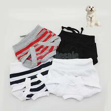 Reusable Dog Sanitary Female Pet Puppy Sanitary Pants Briefs Diaper 4 Color Pick