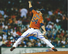 MIKE FIERS signed autographed HOUSTON ASTROS 8x10 photo w/COA NO HITTER