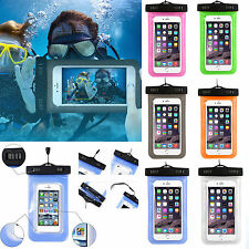 Underwater Bag Pack Case Waterproof Cover Pouch for Cell Phone iPhone Samsung LG