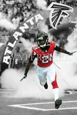 BS733 Desmond Trufant Falcons Is introduced Football 8x10 11x14 Spotlight Photo