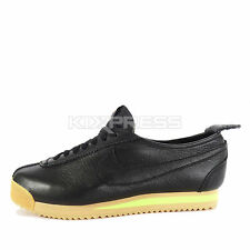 WMNS Nike Cortez '72 [847126-001] NSW Running Black/Balsa-Gum Yellow