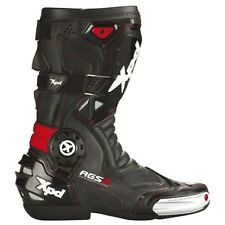 XPD XP7R Motorcycle Racing Boots Black eol