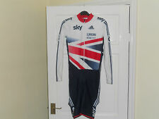 Team GB Rider Issue CX Cyclocross cycling bike XS S M L skinsuit SKY BIKE