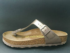 Birkenstock Gizeh Sandals - Graceful Hazel - Made In Germany