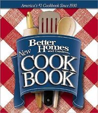 New Cook Book (2002, Revised) 5 ring binder Better Homes & Gardens
