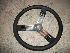 New Rebco 15 in Alum Dished Steering wheel.. Dirt Late Model