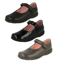 Girls Start Rite Mary Jane School Shoes Style Emily-W