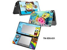 Sponge Bob Vinyl Skin Sticker Decal Cover for Nintendo 3DS  *3 Designs