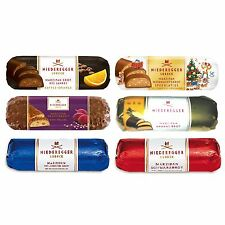 Assorted Loaf Loaves Milk Dark Chocolate Marzipan NIEDEREGGER 75g 125g (1 or 4)
